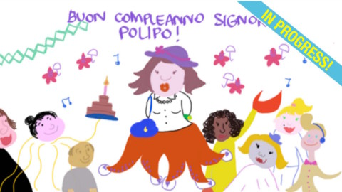 Storie illustrate in cerca di sito