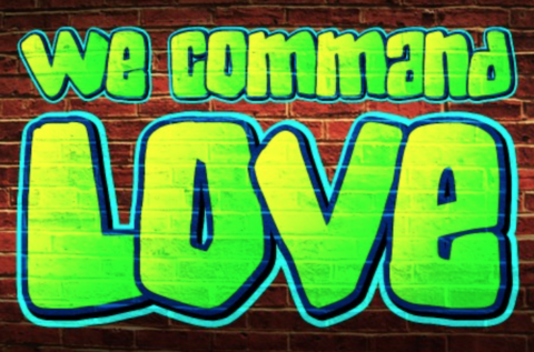 We Command Love