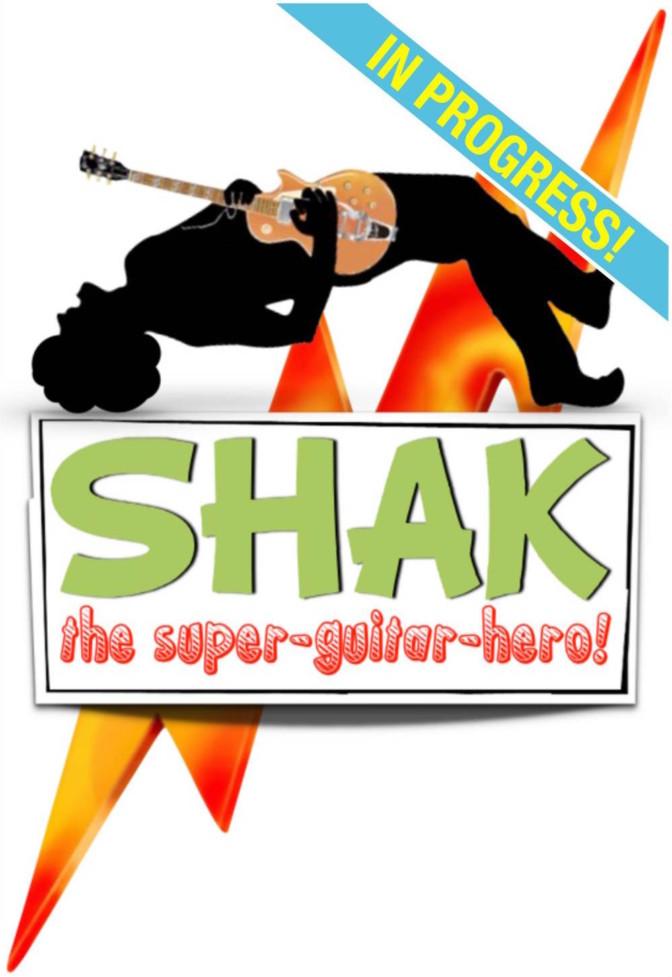 Shak jingle per cartone animato jai guru deva