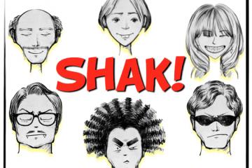 Shak! Cover Jai Guru Deva