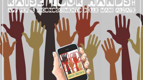 Raise your hands! App di Hands Recognition