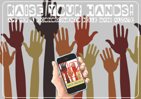 Raise your hands! App di Hands Recognition