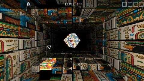 Meta Cubes Game