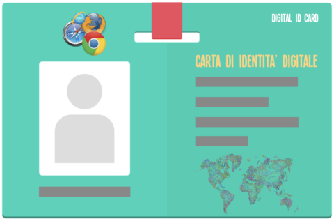 Carta d'Identità Digitale per Internet