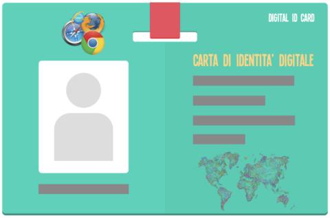 Carta d'Identità Digitale per Internet